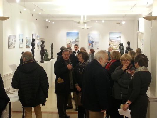 Exposition Petersen - Audfray au carré des Coignard à Nogent-sur-Marne
