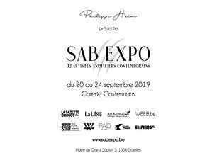 Affiche officielle - SAB Expo 2019 - 204