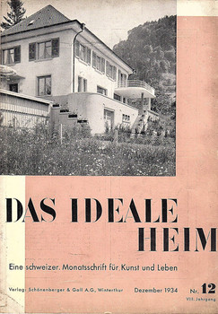 Armand Petersen - Das Ideale Heim