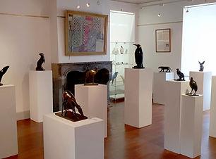 Armnd Petersen - exposition au musée Pompon