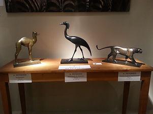 Armand Petersen - Exposition au SAB Expo de Bruxelles