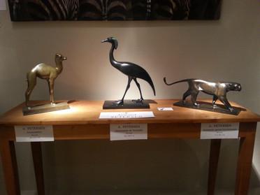 Exposition Armand Petersen au SAB Expo de Bruxelles