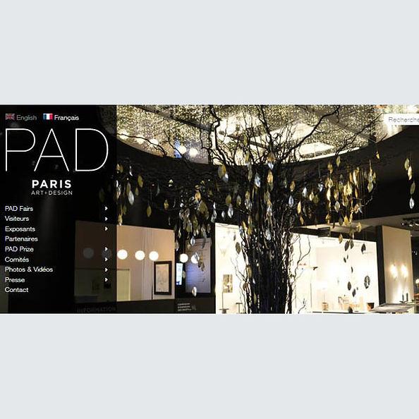 Armand Petersen au PAD Paris