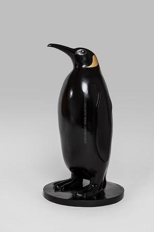 Armand Petersen - Pingouin empereur - Agrandissement