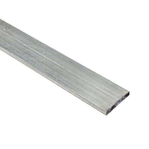 ALUMINIUM FLAT BAR 2,5MX19MM