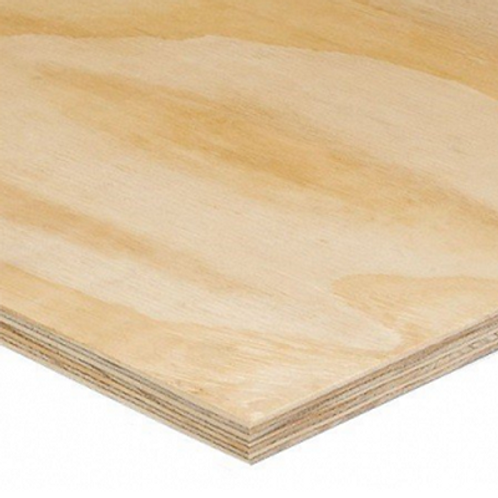 BOARD SHUTTERPLY P/WOOD 2440X1220X18MM