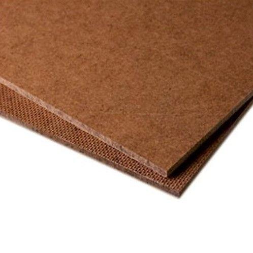 BOARD MASONITE BROWN PLAIN 2.44X1.22X3MM