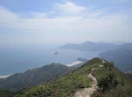 Sai Kung Sharp Peak