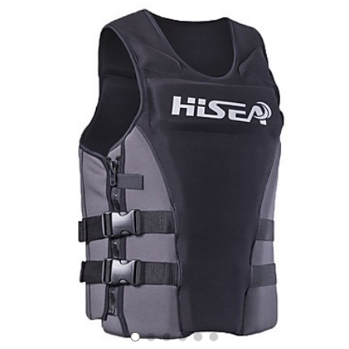 HISEA Life Jacket Swimming Diving Snorkeling Top for Adults