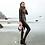 Thumbnail: Hisea wet suit 專業潛水服 鐵人三項 光皮衝浪服保暖 男女款 防曬防水3mm 潛水衣