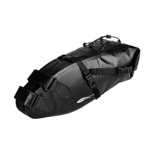 AFISHTOUR FB2024 Waterproof Bicycle Saddle Bag