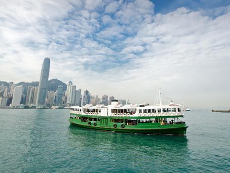 3 Best eye level views in Hong Kong