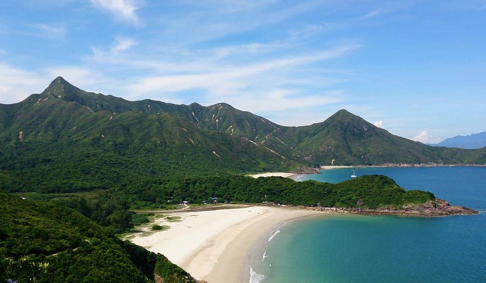 Most beautiful beaches in Hong Kong