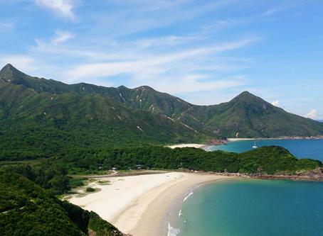 Most beautiful beaches in Hong Kong-Tai Long Wan Beach