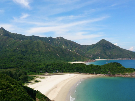Most beautiful beaches in Hong Kong-Tai Long Wan Beach
