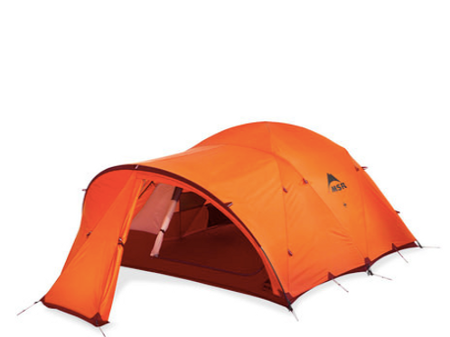 MSR Remote 3 Three-Person Mountaineering Tent