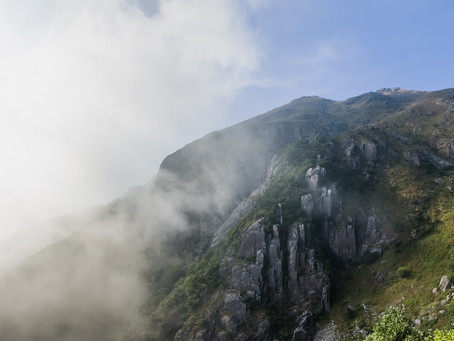 Lantau Peak Adventure (Southern Cliff)