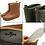 Thumbnail: short-length rain boots made in Japan 日本製 短雨靴  橡膠靴 防水 女款