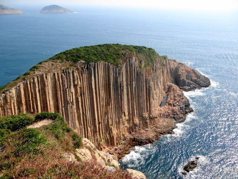 Sai Kung Geopark and Beach Tour