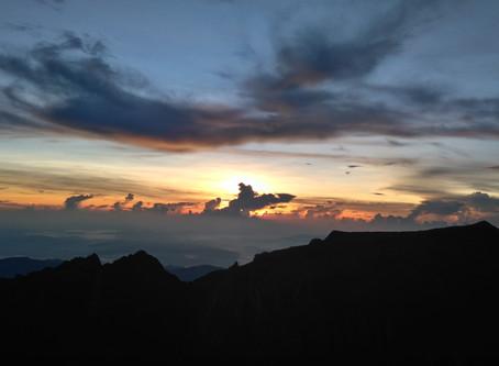 Sabah Mt. Kinabalu Climb Day 2