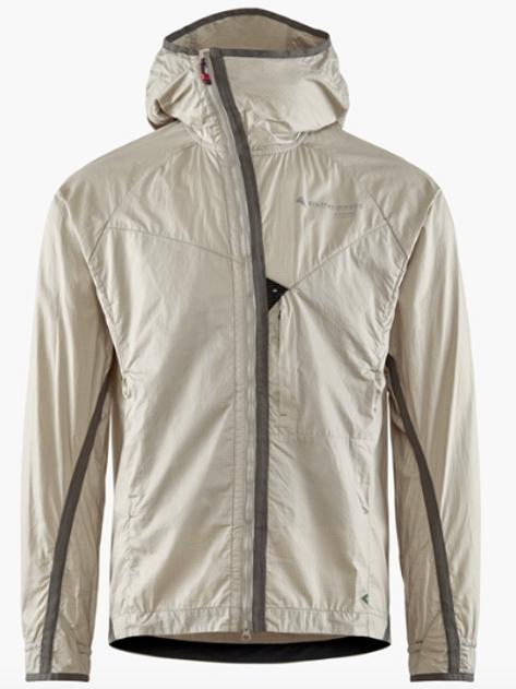 Klattermusen Ansur Men's Hooded Katla Cotton® Wind Jacket