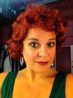 Francesca as Reno Sweeney