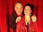 Francesca Amari and Gilmore Rizzo