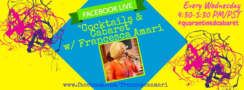 Cocktails & Cabaret Expanded