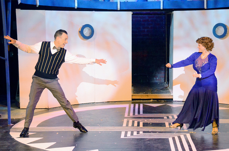 Anything Goes-Palm Canyon Theatre