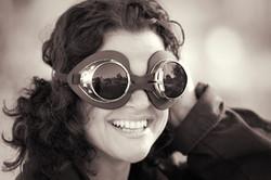 Francesca Goggles