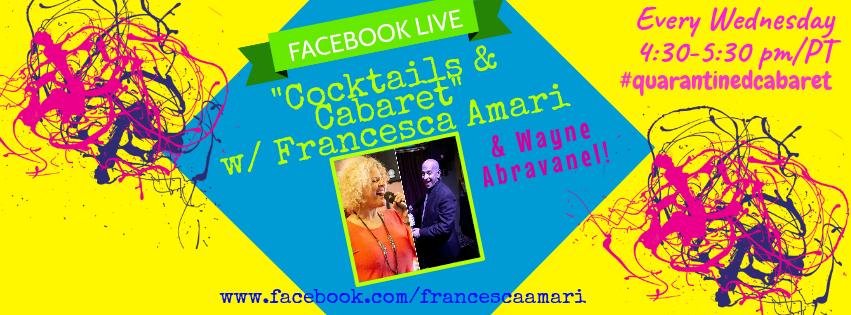 Cocktails & Cabaret 2020