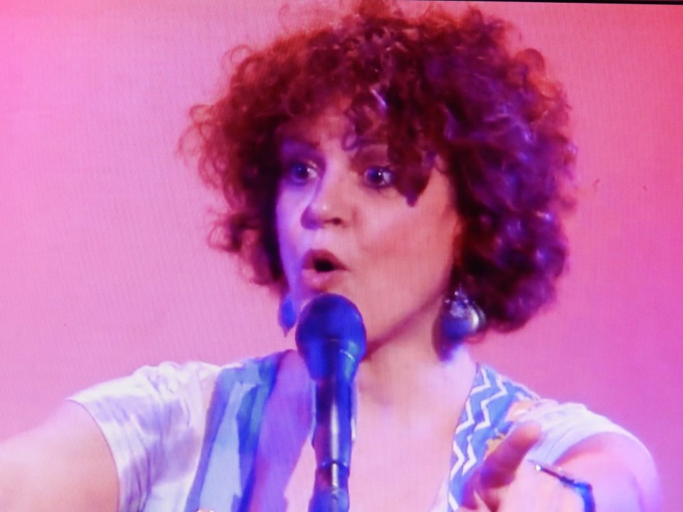 Francesca's Gilda Radner Show in NYC