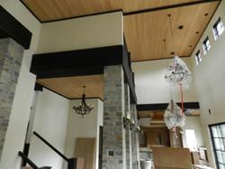 Interior Beamwork