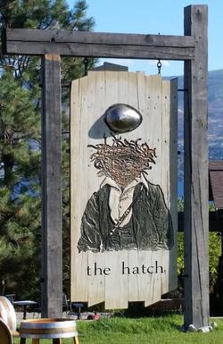 Hatch Signage