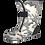 Thumbnail: Сапоги утепленные с текстильным верхом С 086