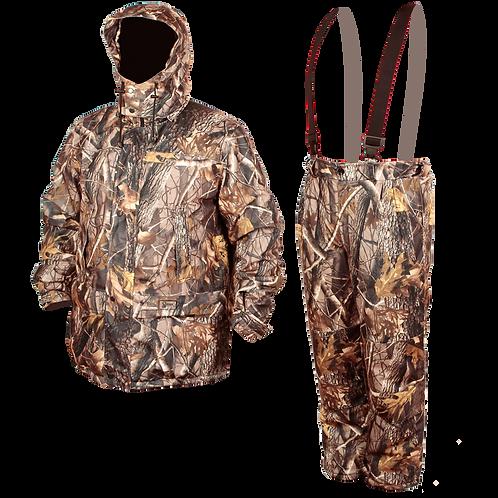 Утепленный водонепроницаемый костюм для охоты и рыбалки С 026