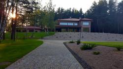 Шикарный дом в комплексе застройки