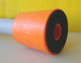 Пластиковый конус с пенорезиновым уплотнительным кольцом