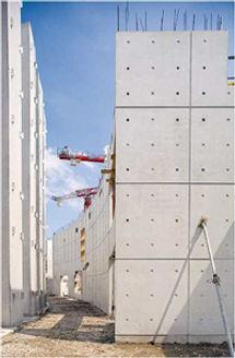 Архитектурный бетон. Лицевая поверхность