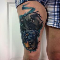 piink-tattoo-piercing-emil-tattoostudio-basel-dog