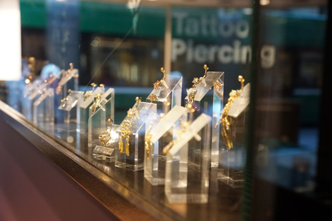 Tattoo & Piercing PiiNK Basel