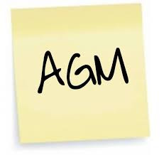 Reminder - AGM 5 February