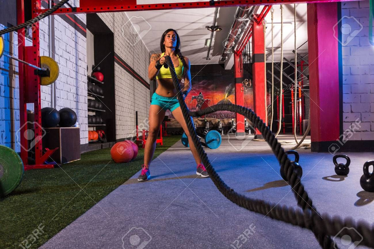Battle Ropes & More