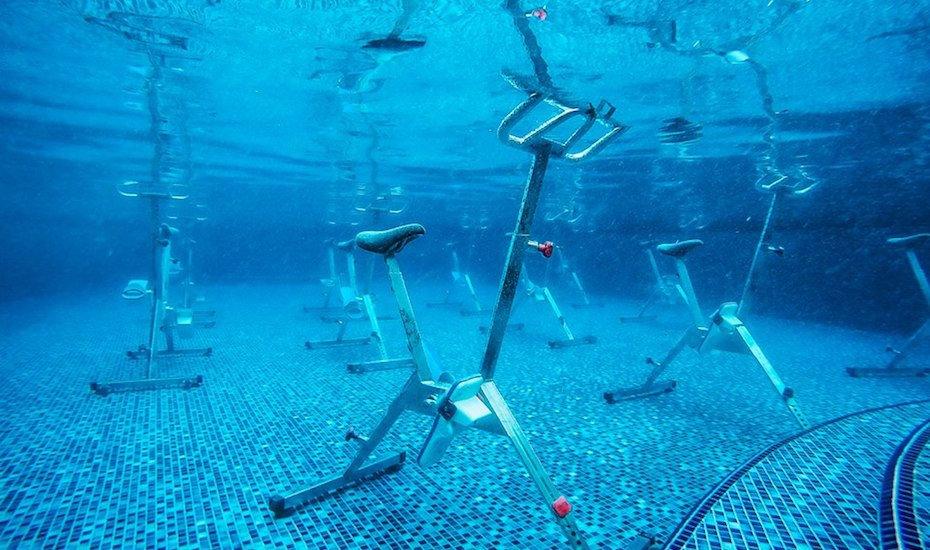 AquaFit Spin
