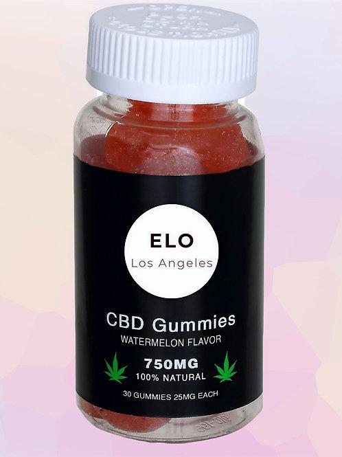CBD Gummies - Watermelon Flavor