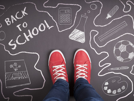 5 Tips To Help Manage Back-To-School Jitters