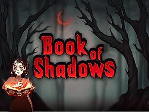 book of shadows logo nolimit city gamblers paradise online slots review