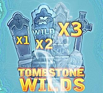 tombstone wilds warrior graveyard nolimit city