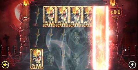 graveyard spins warrior graveyard nolimit city