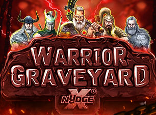 warrior graveyard logo nolimit city gamblers paradise online slots review